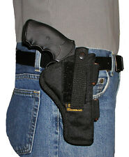 USA MFG Bandlier Pistol Holster Holds 5 Rds Ruger SP101 4.2 In .357 357 327