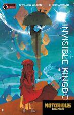 Invisible Kingdom #1 Dark Horse Comics 1st Print EXCELSIOR BIN