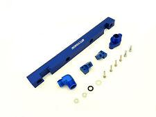 OBX Fuel Rail Kit 05-07 Chevy Cobalt SS SC Supercharge LSJ 2.0L Manual 1pc Blue