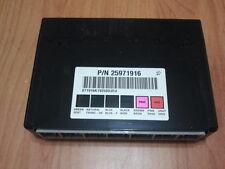 Tahoe Sierra Yokun Body Control Module GM# 25971916