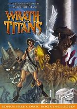 Wrath of the Titans (DVD, 2010)
