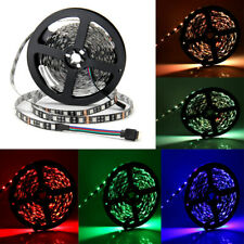 5050 RGB 5M 300 led LED strip flexible tape multicolor light non-waterproof lamp