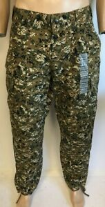 511 Tactical Digital Camo Combat Trousers/ Woodland/ BNWT/ Sizes Large to 4XL