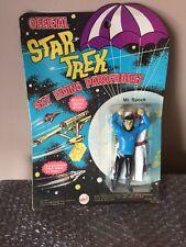 Vintage 1974 AHI Star Trek TOS Sky Diving Parachutist Mr. Spock Very Rare