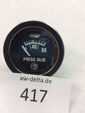 Indicateur de pression d'huile Alfa romeo Giulia pour Alfa 156 [417]