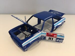 1:18 Ford Escort Mk2 Sunstar Rally Shell For Modified, Tuning, Diorama