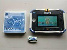 V Tech Storio 3S Lern Computer , Kinder Computer mit 2 Spiel