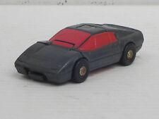 Ferrari 328 GTB in dunkelgrau, o.OVP, Herst.??, 1:64, Länge: ca. 8,0 cm