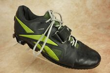 Reebok Crossfit U Form Black Weight Lifting Training Athletic Shoes Mens Size 11