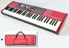 Clavia NORD Electro 4D_Stage Keyboard_C2D Organ_Synthesizer PCM_wie NEU_OVP_BAG