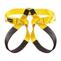 Outdoor Rock Climbing Safety Harness Half Body Waist Leg Protective Belt