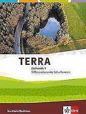 TERRA Erdkunde / Schülerbuch 5/6: Differenzierende Ausgabe Nordrhein-Westfalen
