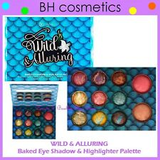 NEW BH Cosmetics WILD & ALLURING Eye Shadow & Highlighter Palette FREE SHIPPING