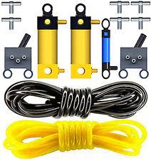 Lego Pneumatic KIT 1 (technic,cylinder,mini,pump,tubing,switch,fitting,valve)