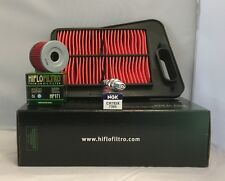 Servizio Kit - Filtri & Candela Accensione Iridio Per Suzuki AN400 Burgman (07