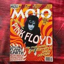 MOJO Magazine UK # 34 Syd Barrett PINK FLOYD REM Radiohead Pearl Jam