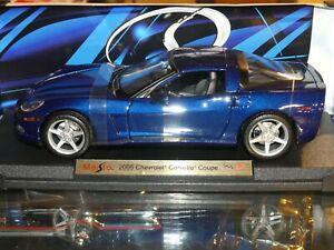2005 Chevy Corvette