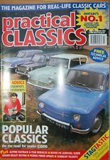 Practical Classics July 96 Vo17 #3 Buying Jensen Healey + Triumph Stag Restored