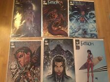 Michael Turner FATHOM Comics Issues 0- 8 LOT Of 11 Aspen Comics With Variants
