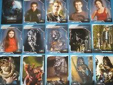 ALIENS vs. PREDATOR 'REQUIM' Complete Base Set Of 81 Trading Cards Inkworks 2007