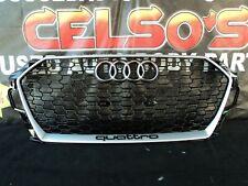 2014 N109 AUDI A4 B8 FRONT DRIVER SIDE BRAKE CALIPER GENUINE