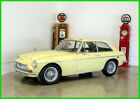 1969 MG MGC RARE 1969 MGC GT COUPE GARAGE FIND SOLID ENGINE RUNS NEW TIRES 1969 MGC GT COUPE