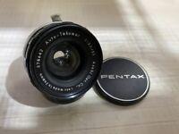 [Exc] PENTAX ASAHi AUTO -TAKUMAR 35mm f3.5 LENS 42 MM MOUNT from Japan #474