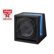 ALPINE SBG-844BR SUBWOOFER IN BOX 8'' 400 WATT CASSA REFLEX