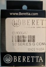 Beretta G Conversion Kit for M9, 92, 92FS, 96, 96FS, M9A3 9mm EU00047 - NEW