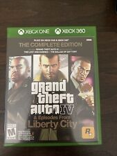 Grand Theft Auto Iv The Complete Edition Xbox (360/One)