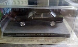 James Bond Car Collection Daimler super 8 P&P Discount on multiple purchases.