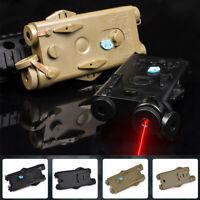 Battery Box Red Laser Sight 20mm Rail For AN PEQ-2 WEX426 Battery Case