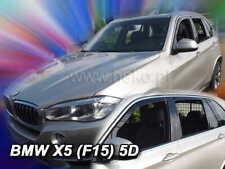 BMW X5  F15  2013 -  Wind deflectors 4.pc  HEKO   11156
