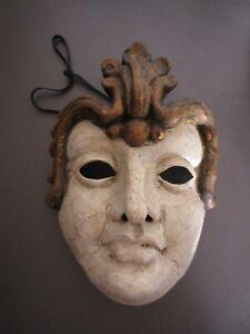 Venetian Mask and Wall Hanging