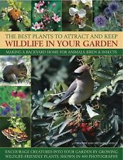 The Best Plants to Attract and Keep Wildlife in Your Garden: Making a-ExLibrary