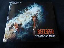 Betzefer - Freedom to the Slave Makers (NEW CD) BLACK SWAN NAIL WITHIN SHREDHEAD