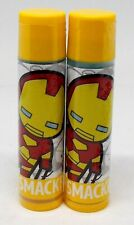 2 Lip SMACKER Marvel Best Flavor Forever Lip Balm SWEET BERRY ARMOR Sealed