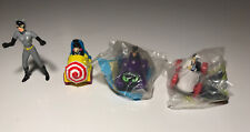 VTG 1993 Batman The Animated Series McDonald's Happy Meal Toys catwomen penguin
