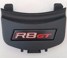 AUDI r8 GT Originale Logo Emblema Segno Logo VOLANTE clip ultra LMS BADGE