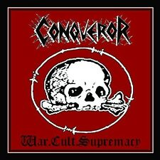 War Cult Supremacy - Conqueror (2017, CD NEU)
