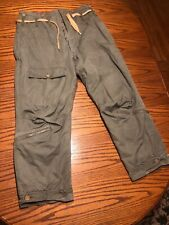 WW2 US Army Air Force A-9 Flight Pants/Trousers Size 38 MFG Stagg Coat Co INC
