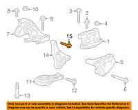 Genuine GM Strut Bracket 10306033