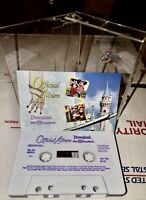 VINTAGE OFFICIAL ALBUM DISNEYLAND WALT DISNEY WORLD CASSETTE TAPE 1991