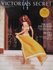 EUGENIA SILVA Fashion 2003 Volume 4 Victoria's Secret Catalog