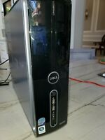 Dell Studio Slim D540S Intel Q9550 2.83MHz 240GB SSD Win 10 Pro DVD Writer 8 GIG
