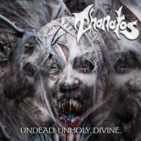 Thanatos - Undead. Unholy. Divine. [New CD] UK - Import