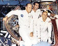 Apollo 12 Mond Astronauten Posieren 8x10 Silber Halogen Fotodruck