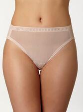OnGossamer Mesh Hi Cut Brief Panties Style 3012