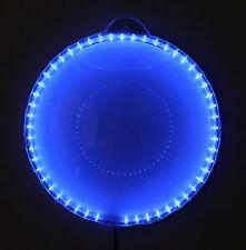 LED Light Wall Hanging Mount Beta Fish Bubble Aquarium Bowl Tank