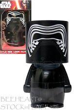 More details for star wars table/desk lamp kylo ren look-alite led mood light > new / unopened